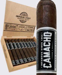 Camacho Imperial Stout Barrel Aged Toro