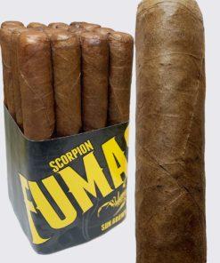 Camacho Scorpion Fumas Sun Grown Churchill